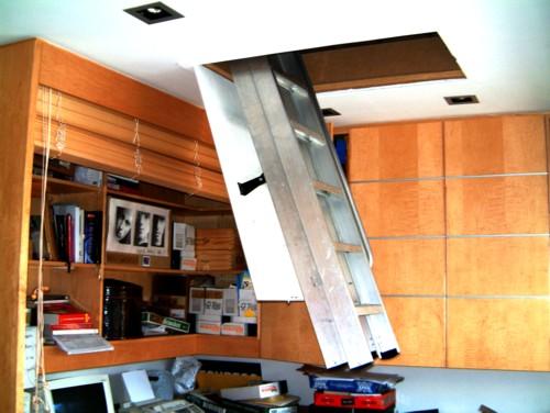 Loft Ladder Opening