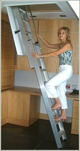 Loft E Ladder Loft E Ladder