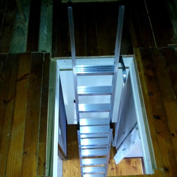 Aluminium Loft Ladder DIY Kit