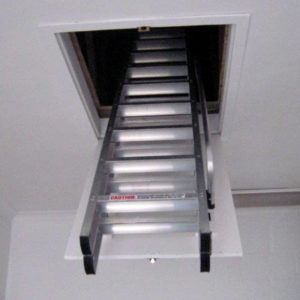 Aluminium Loft Ladder DIY Kit